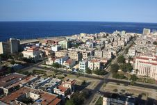 Free Havana View From A Tall Building (II) Stock Photography - 8005262