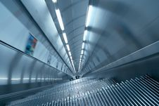 Free Metro Station Royalty Free Stock Image - 8006116