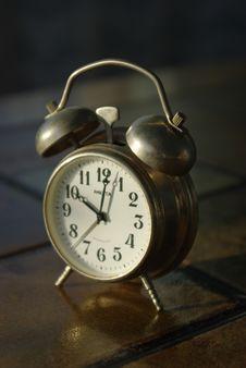Free Alarm Clock Stock Photos - 8006923