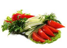 Free Fresh Vegetables Stock Image - 8007311