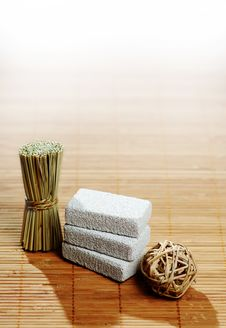 Free Spa Display Stock Photography - 8007562