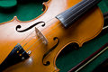 Free Classical Vionlin In Case Royalty Free Stock Photos - 8011528