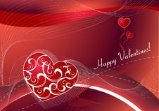 Free Romantic Background For Valentine Day Royalty Free Stock Photos - 8010148
