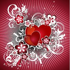 Free Romantic Background For Valentine Day Stock Photo - 8010170