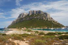 Free Isola Di Tavolara Royalty Free Stock Image - 8010936