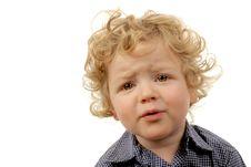 Free Little Boy Royalty Free Stock Photo - 8011085