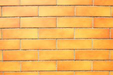 Free Brick Wall Background Royalty Free Stock Photography - 8011327
