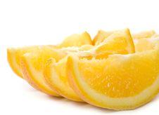 Free Orange Slices Stock Photo - 8011440