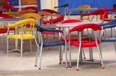 Free Chairs Royalty Free Stock Photography - 8011837