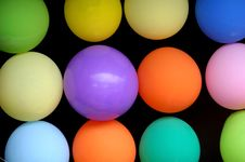Free Balloons Stock Photography - 8011862