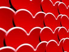 Free Hearts Stock Image - 8012731