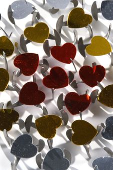 Free Thorns And Hearts. Stock Photography - 8012922