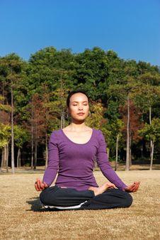 Free Yoga Stock Image - 8013731