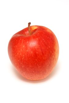 Free Red Apple Royalty Free Stock Photos - 8013898