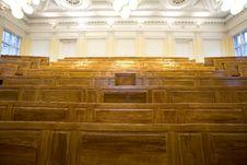Free Empty Classroom Royalty Free Stock Photo - 8014715