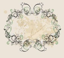 Free Decorative Frame Royalty Free Stock Image - 8014936