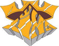 Free King Illustration Graffiti Royalty Free Stock Image - 8016806