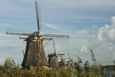 Free Windmill Stock Photos - 8016843