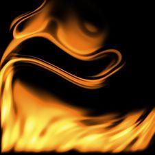 Free Flame Stock Image - 8017161