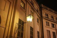 Free Old Lantern Royalty Free Stock Image - 8018076