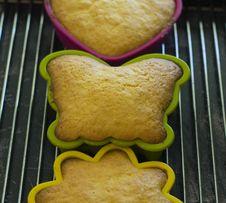 Free Mini-cakes Royalty Free Stock Image - 8018116