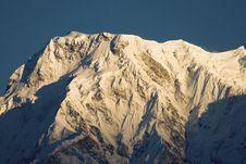 Free Himalayas Royalty Free Stock Photo - 8019795