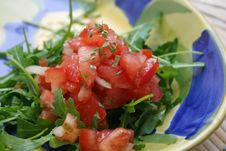 Free Fresh Salad Stock Photo - 8021280