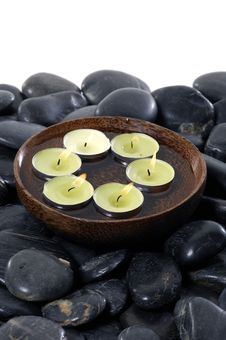 Free Spa Concept Royalty Free Stock Photography - 8022327