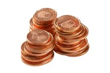 Free Pile Of Euro Coins Royalty Free Stock Images - 8023089