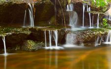 Free Waterfall Royalty Free Stock Photography - 8023167