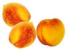 Free Fruit Peaches Stock Image - 8023281