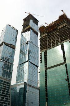 Free Skyscraper Building Stock Image - 8023371