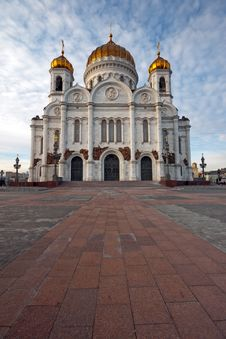 Free Cathedral Of Christ The Savior Stock Photography - 8023392