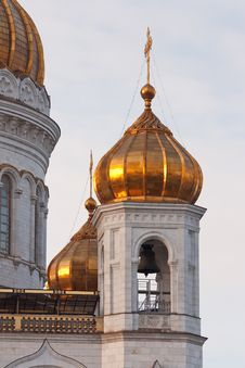 Free Cathedral Of Christ The Savior Royalty Free Stock Photography - 8023397