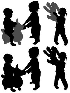 Free Childrens Games Stock Photos - 8023563