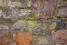 Free Stone Wall Texture Stock Photos - 8023823