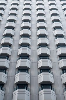 Free Balcony Pattern Stock Photography - 8024842