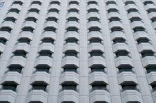 Free Balcony Structure Royalty Free Stock Images - 8024879