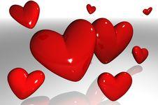 Free Hearts / Love Stock Photo - 8025060