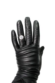 Free Ring And Glove Stock Photos - 8025413