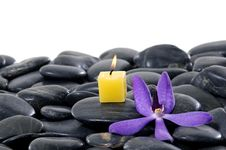 Free Spa Concept Royalty Free Stock Images - 8025909