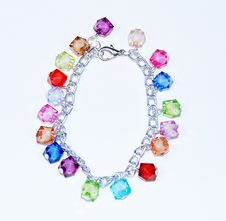 Free Color Bracelet Royalty Free Stock Images - 8025939
