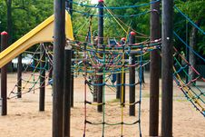 Free Playground. Royalty Free Stock Photography - 8026847