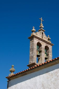 Free Old Spanish Bell Tower Stock Image - 8027011