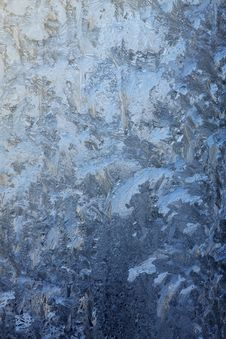 Free Frost-work Stock Photography - 8027472