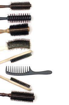 Free Comb Royalty Free Stock Photo - 8027615