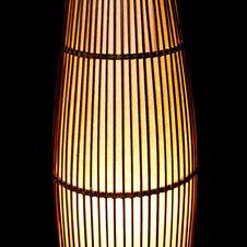 Free Lamp Rattan Stock Photo - 8028000