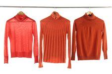 Free Fashion Clothing Royalty Free Stock Image - 8028076