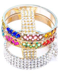 Free Bracelets Stock Images - 8029004