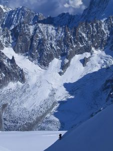 Free Extreme Landscape Exploration Stock Photo - 8029100